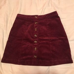 Forever 21 Skirts - Purple skirt